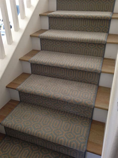 rug for stairs steps stanton atelier miro stair runner hemphill s rugs carpets portfolio
