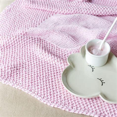 Comment Tricoter Un Plaid En by Tricoter Un Plaid Pour B 233 B 233