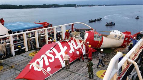 airasia indonesia office second black box retrieved from airasia crash site