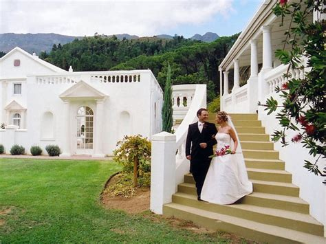 most beautiful wedding venues in western cape cascade country manor