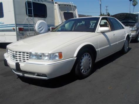 1993 Cadillac Seville by Purchase Used 1993 Cadillac Seville Sts No Reserve In
