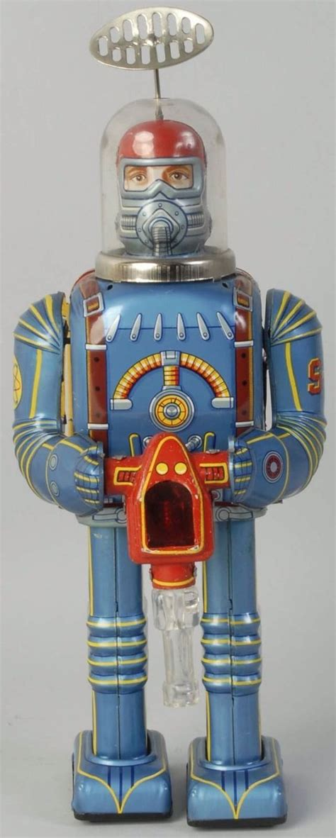 Tin Toys Classic Space Robot 385 best robots images on chandeliers