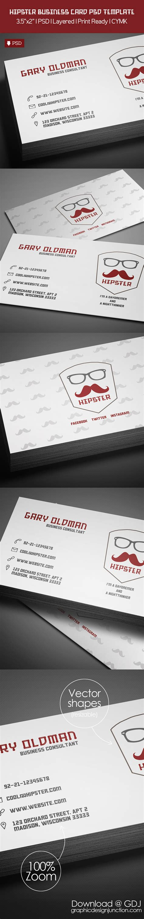 freebie business card psd template freebies