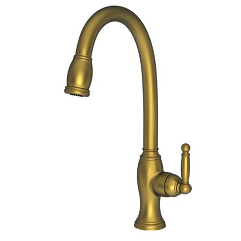 newport brass kitchen faucets nadya pull kitchen faucet 2510 5103 newport brass