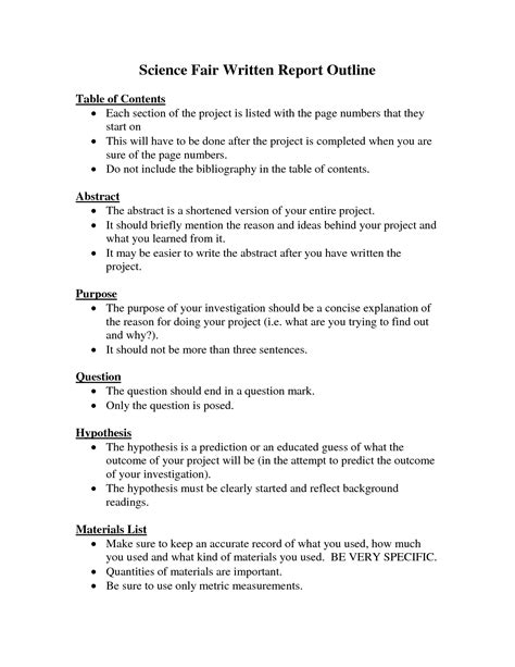 writing a report template kays makehauk co