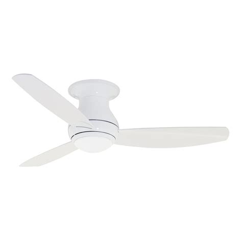 emerson curva ceiling fan emerson curva sky 52 in indoor outdoor appliance white