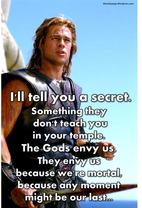 film quotes birthday happy birthday brad pitt troy 2004 memorable movie