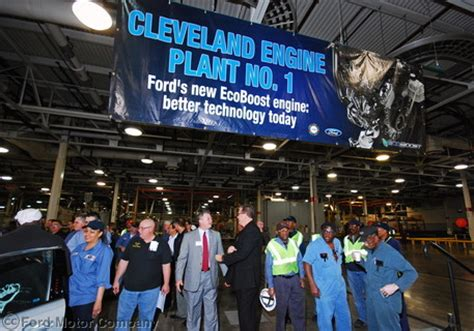 cleveland ford plant ford announces 200m investment in cleveland engine plant
