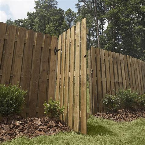 pics for gt wooden fence panels lowes