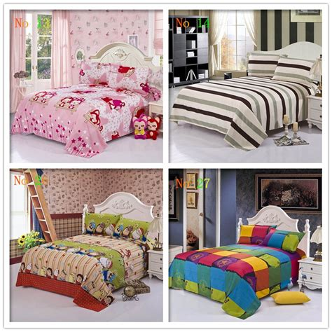 bed sheet materials polyester materials 3 pcs twin queen size set bedcover