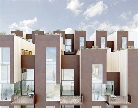 town houses stockholm town houses sweden c f m 248 ller architects e architect