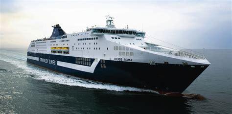 ferry boat developments baird maritime feature italian cruise ferry market