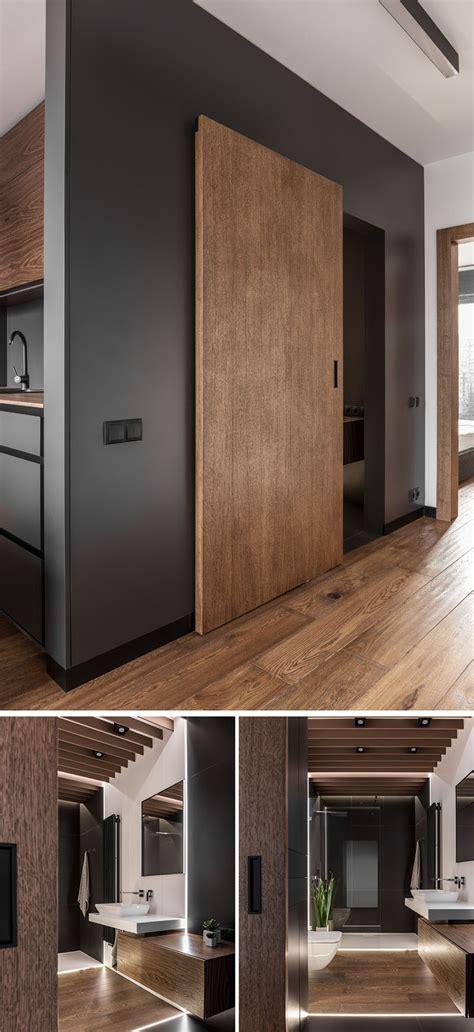 apartments palette  full  greys black  wood
