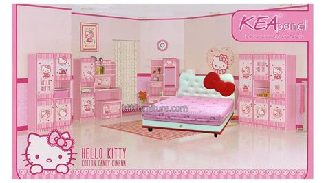 Kamar Set Hello Cotton Cinema Keapanel sd kt 9010 ccc hello cotton cinema