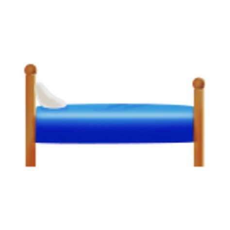 emoji bed bed emoji u 1f6cf