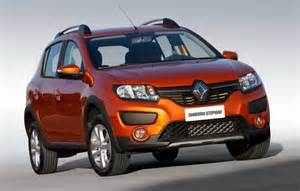 Renault Sandero Stepway Price New Price Release 2016 Renault Sandero Stepway Review