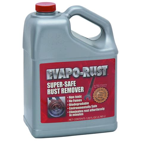 rust removal products