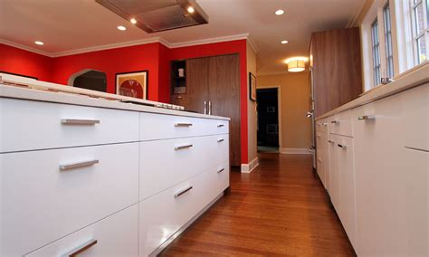 Modern Kitchen Cabinets Colors Modern Style Kitchen Cabinetry Collinwood Road