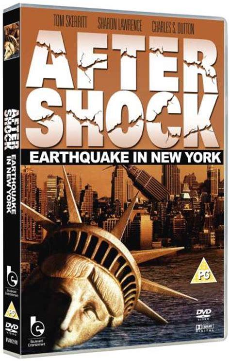 earthquake new york aftershock earthquake in new york 1999 dvd zavvi