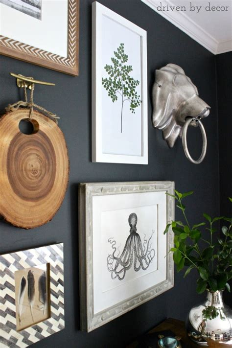 eclectic wall decor my home office gallery wall reveal tips driven by decor