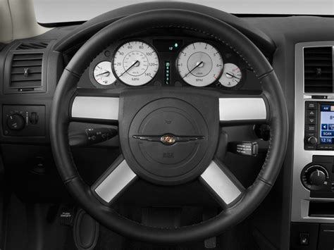 chrysler steering wheel 2009 chrysler 300 pictures photos gallery motorauthority