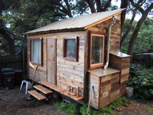 tiny house 5k tiny house in oakland built for 5k boing boing