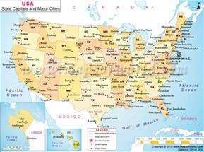 map of america states and cities us map with major cities major cities in the us