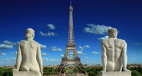 The Ex by Photo La Tour Eiffel Vue Du Trocad 233 Ro 1163 Diaporamas