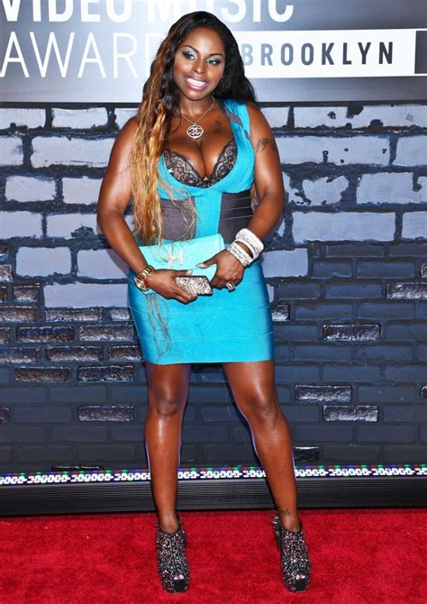 Foxy Brown On The by Foxy Brown Picture 34 2013 Mtv Awards Arrivals