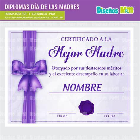 diplomas cristianos dia de la madre para imprimir certificados cristianos para maestros para imprimir