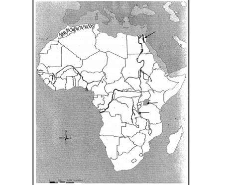 africa map 7th grade bhl 7th grade africa map