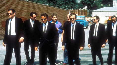 reservoir dogs  fashion plates