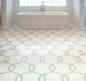 Ideas For Bathroom Floors by Classic Mosaic As Vintage Bathroom Floor Tile Ideas