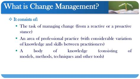 Cost Effective Mba by Change Management Ppt Bec Doms Bagalkot Mba