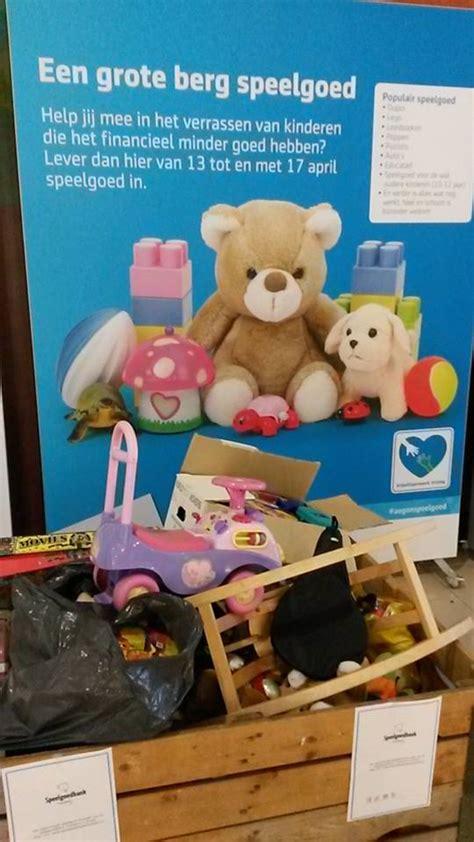 speelgoed weggeven speelgoed inzamelaktie aegon leeuwarden speelgoedbank