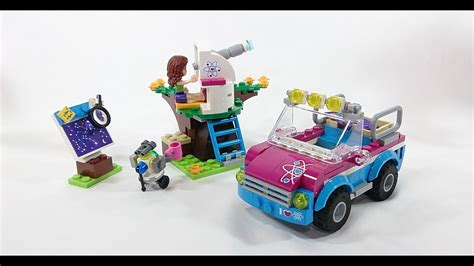 Lego Friends Auto by Lego Friends Olivia S Exploration Car Review Set 41116