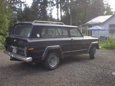 1977 jeep cherokee chief buy used 1977 jeep cherokee chief sport 2 door with 360 4