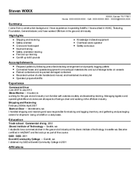 package handler description resume slebusinessresume slebusinessresume