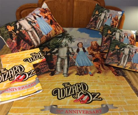 wizard of oz bedding curiozity corner wizard of oz throws bedding items bandanas and beach towels