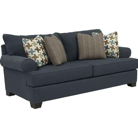 broyhill leather sleeper sofa broyhill 4240 3 serenity sofa discount furniture at