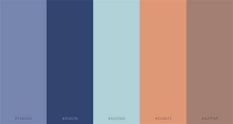 color palette maker coolors color scheme generator popsugar home
