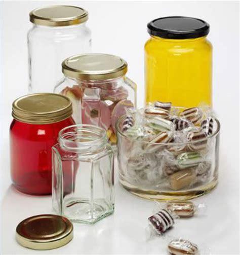 vasi per alimenti bottiglie in vetro vasetti in vetro portacandele vasi per