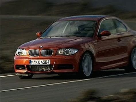 roadfly bmw 1 series 135i coupe car review on track