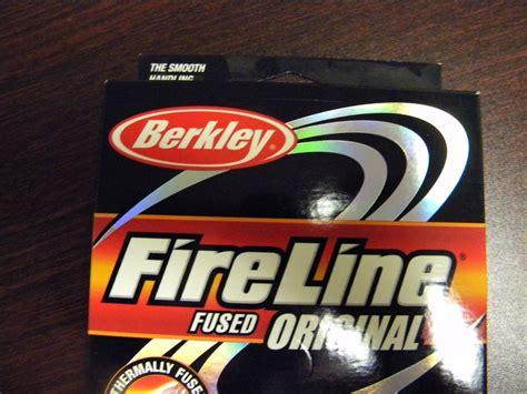 Berkley Fireline Fused Superline 4lb 125yd 1 berkley fireline fused braid 4lb 125yd beading thread smoke line flfs4 42 new ebay