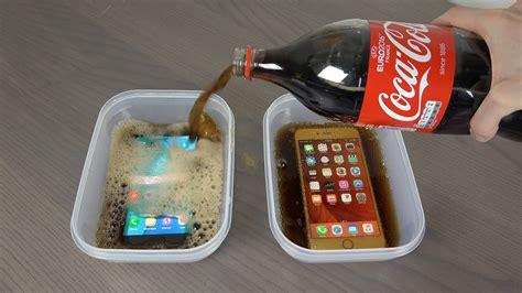 Samsung Galaxy S7 Edge Plus samsung galaxy s7 edge vs iphone 6s plus coca cola freeze