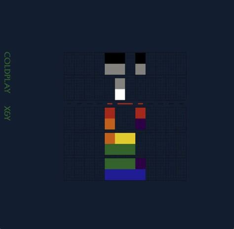 coldplay x and y vinyl coldplay x y what i listen to music is my lifeline