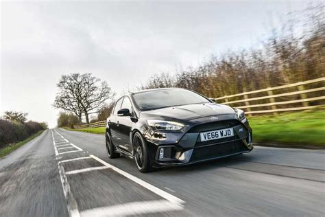 Tuned Focus Rs by Litchfield Motors Tuned Ford Focus Rs On Slap Adventures