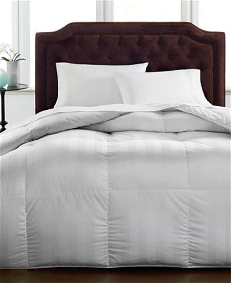 macys down comforters hotel collection medium weight siberian down comforters
