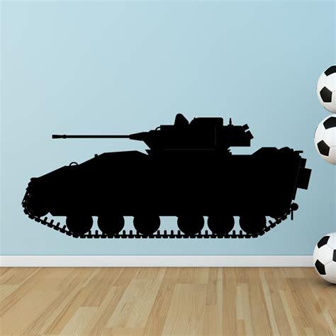 army wall stickers army tank transport wall sticker wall decal transfers ebay