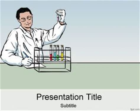 powerpoint themes laboratory lab powerpoint template